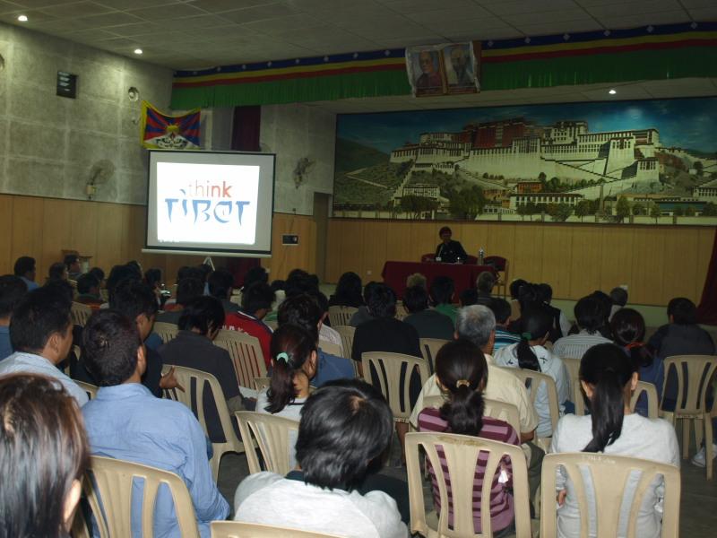 Tibet Talk Programme